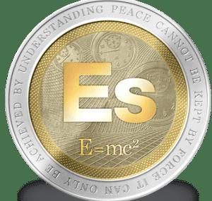 Einsteinium EMC2 kopen met Bancontact