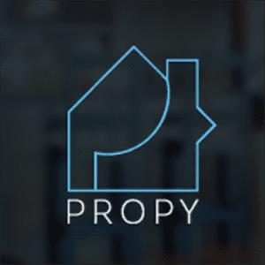 Propy PRO kopen met Bancontact